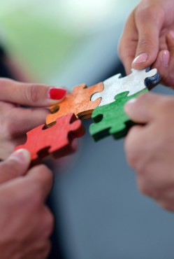 Team-building-puzzle