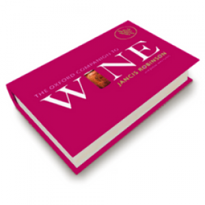OXFORD COMPANION TO WINE – 4ta EDICIÓN