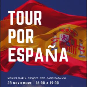 TOUR POR ESPAÑA