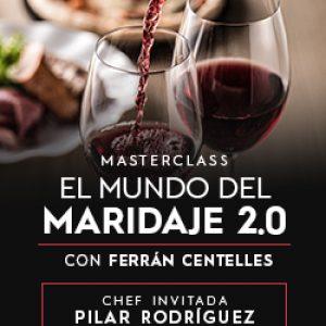 MASTERCLASS: EL MUNDO DEL MARIDAJE 2.0