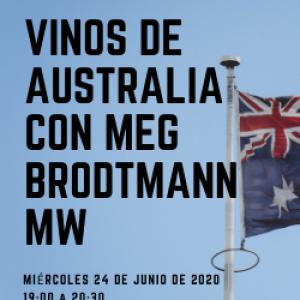AUSTRALIA HOY con Meg Brodtmann MW